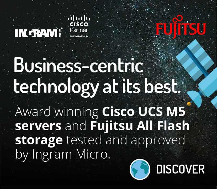 Cisco UCS Fujitsu Featured Image