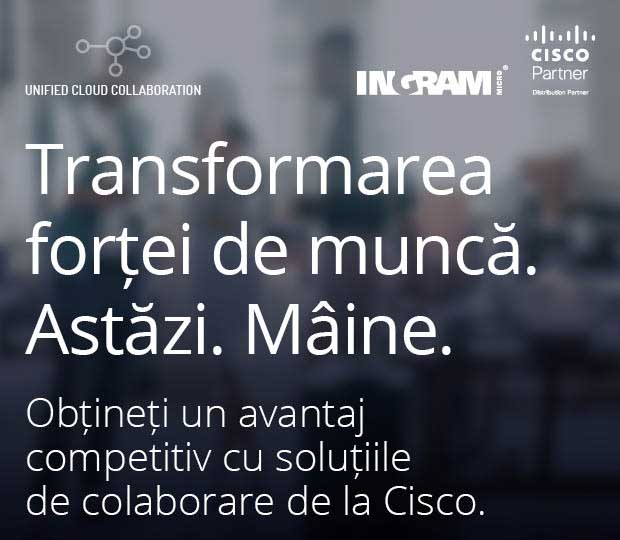 DE CE COLABORAREA CISCO Featured Image