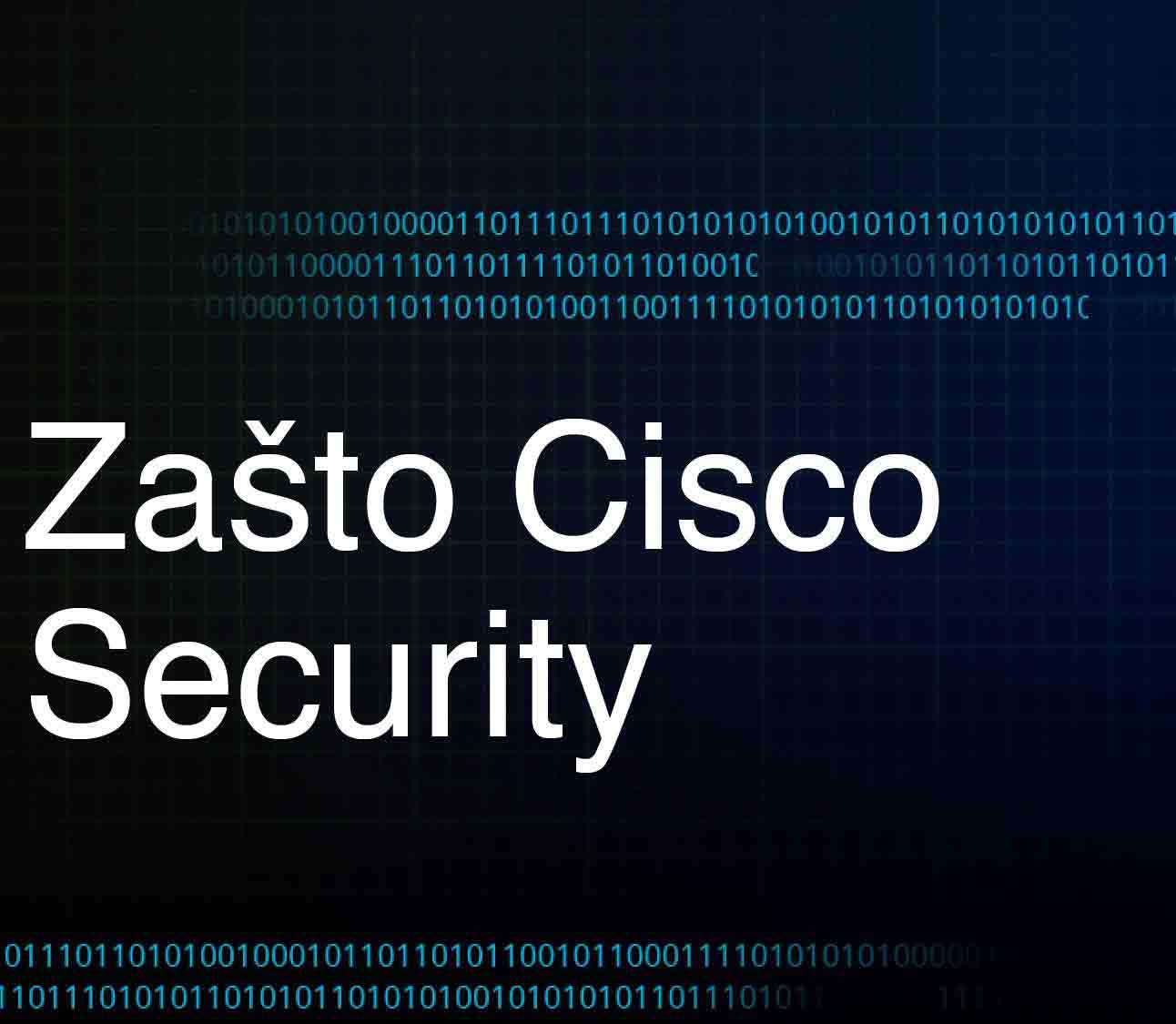 Why Cisco Security Featured Image