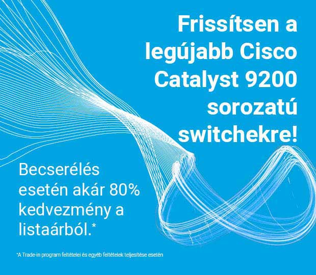 Cisco Catalyst 9200 Promotion Featured Image