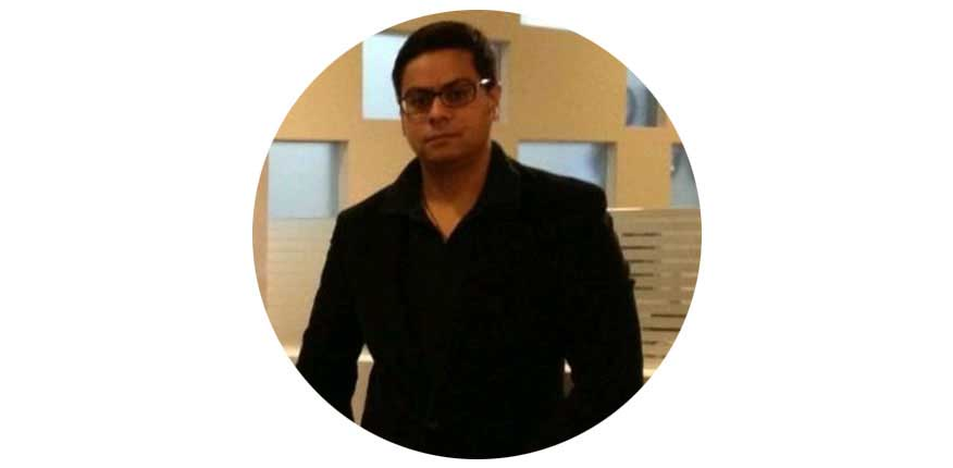 A picture of Amit Mehta