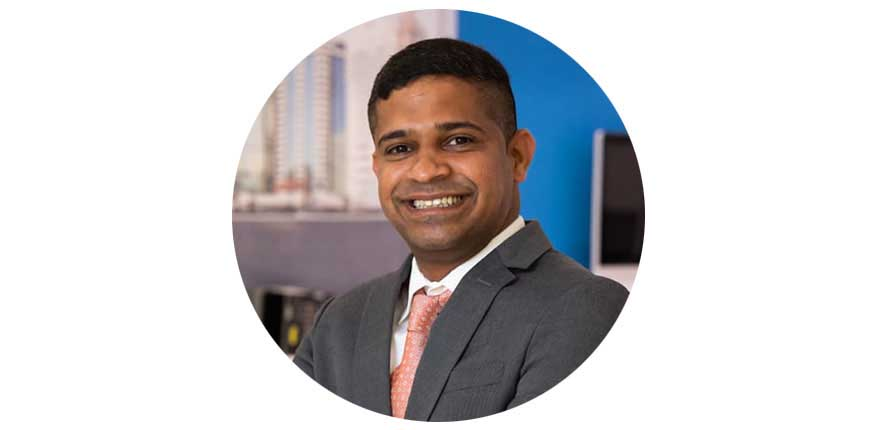 A picture of Karthik Sundar Rajan