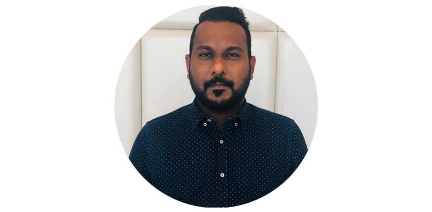 A picture of Sujith Nair