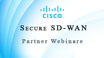 Cisco Secure SD-WAN Partner Webinare Featured Image