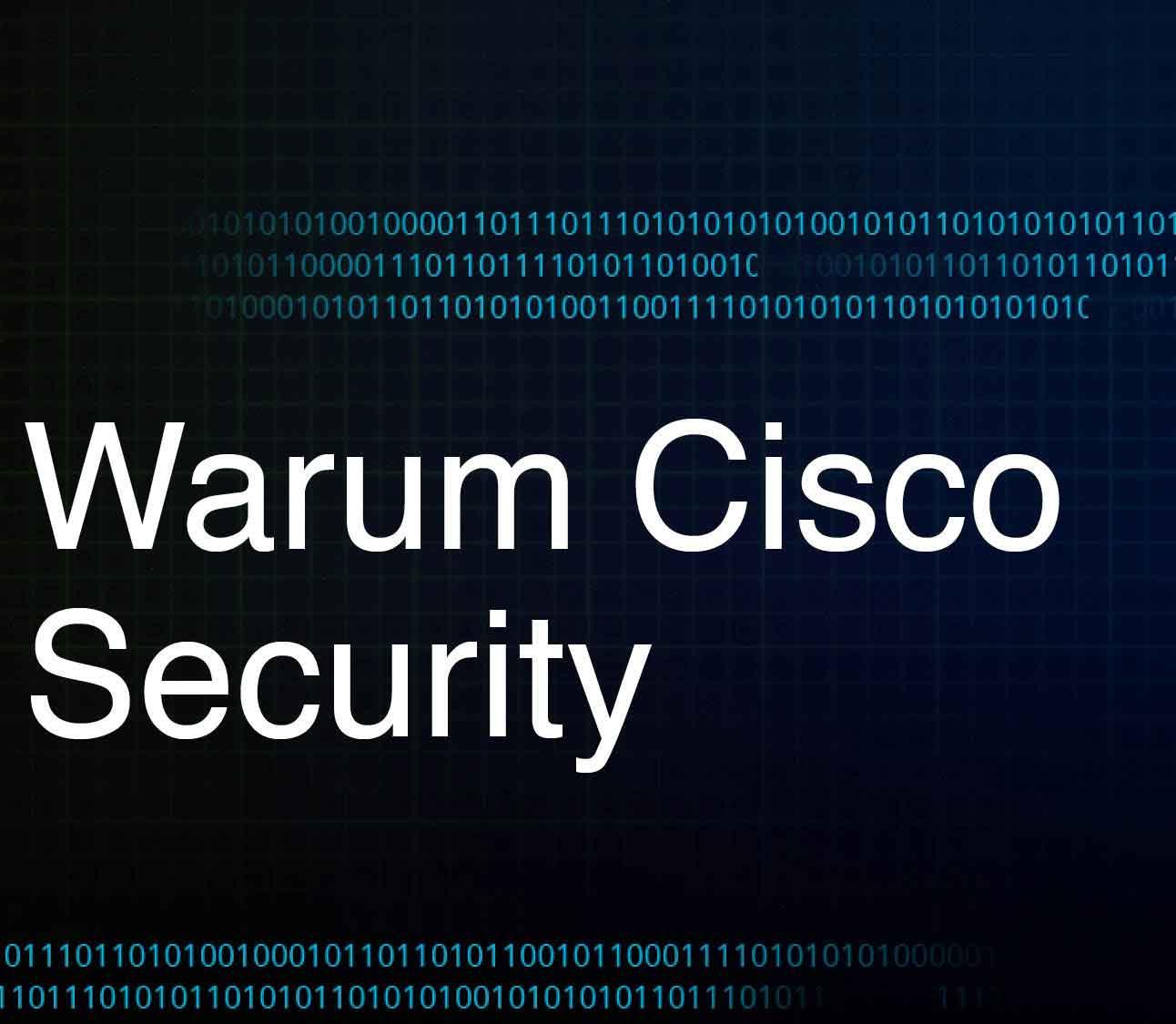 WARUM CISCO SECUITY Featured Image
