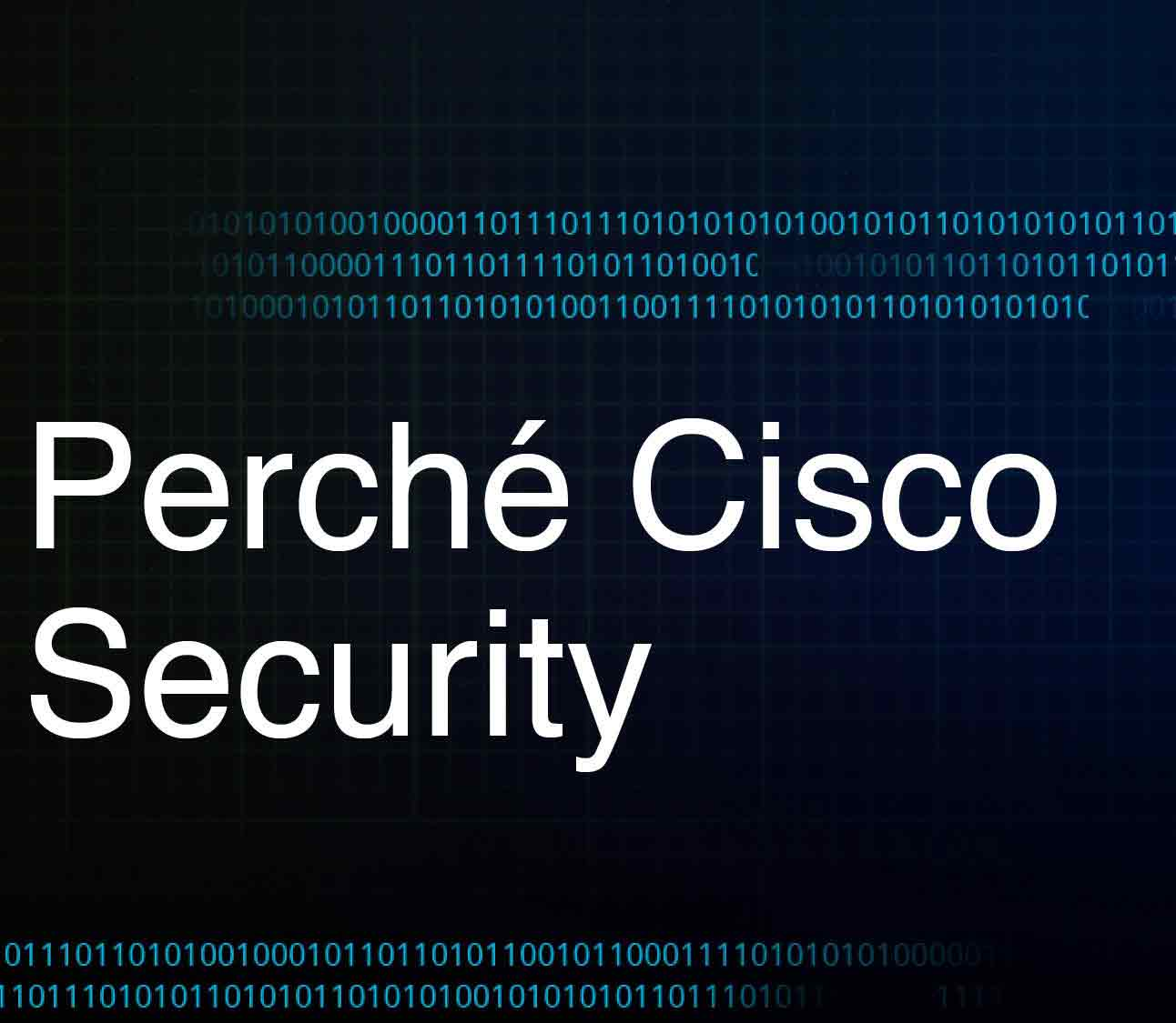 Perché Cisco Security Featured Image