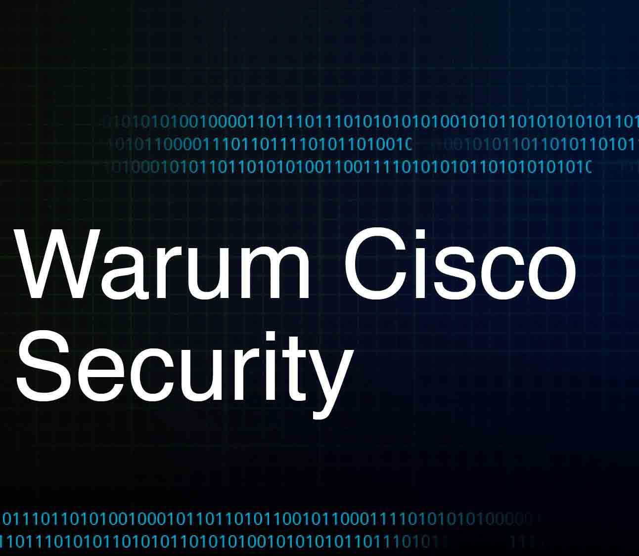 WARUM CISCO SECUITY Featured Image