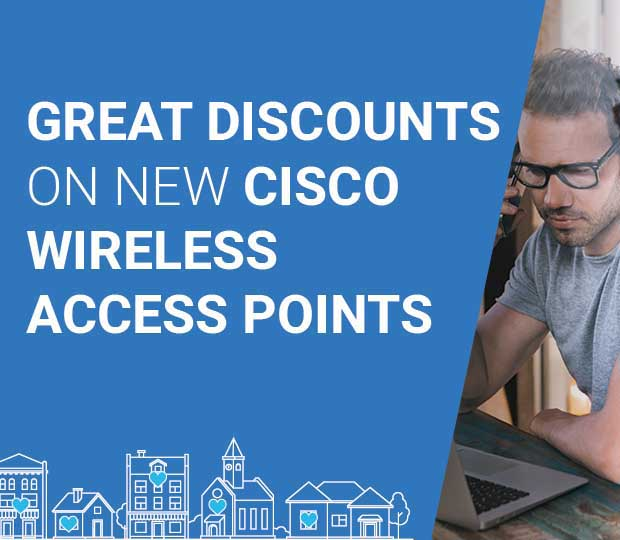FY20 Q4 Wireless Access Points Offers Featured Image