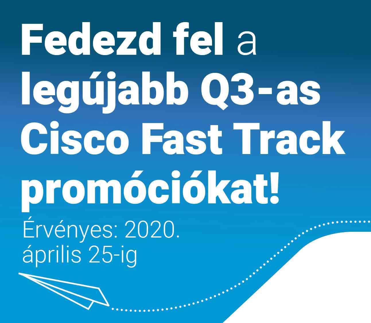 FY20 Fast Track Promotions Featured Image