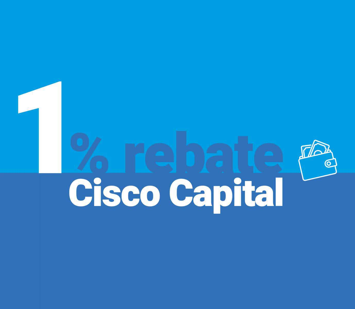 Cisco Capital Offers Featured Image