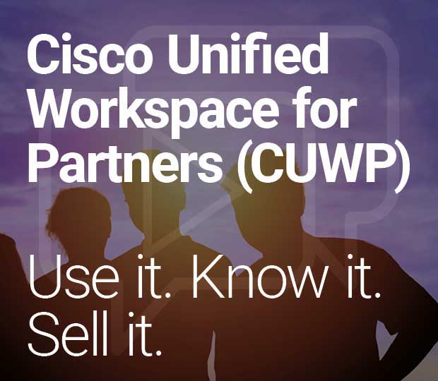 Cisco Unified Workspace for Partners - CUWP Featured Image