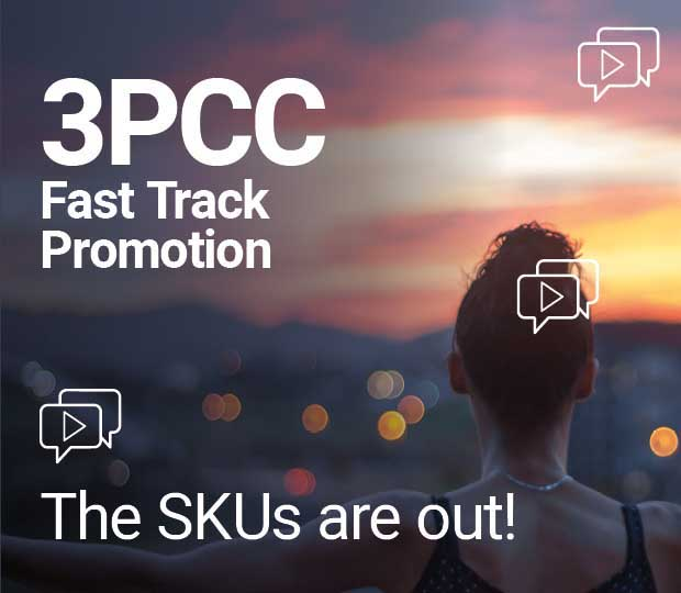 3PCC Fast Track Promotion Featured Image