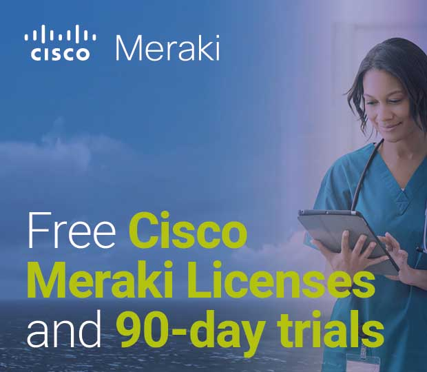 Meraki Healthcare Promotions Featured Image