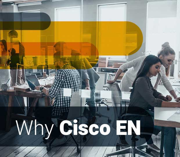Why Cisco Enterprise Networking Featured Image