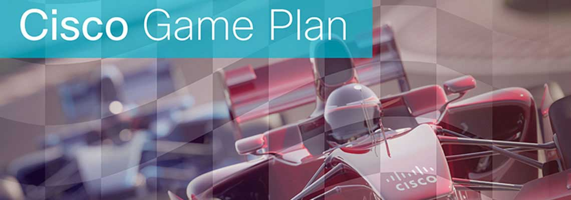 Cisco Game Plan Featured Image