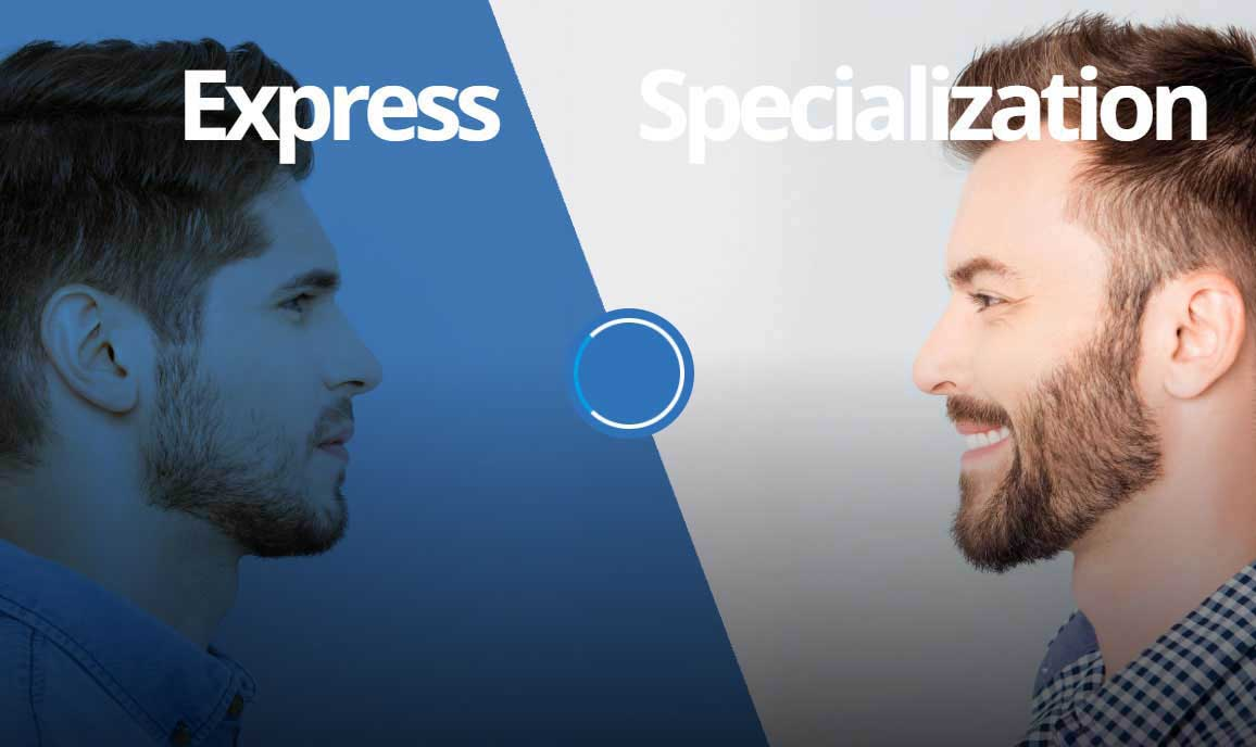 Express Specialisation Featured Image