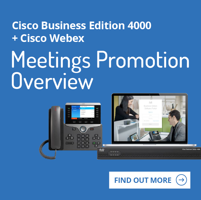 Meetings Promotion Overview